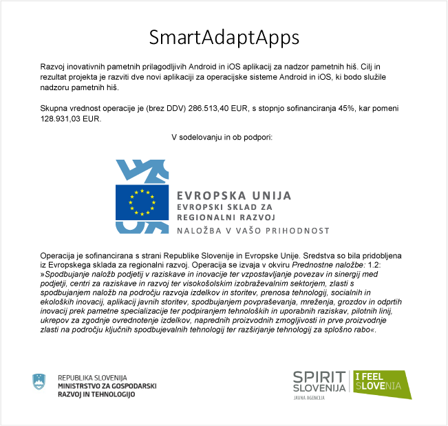 SmartAdaptApps
